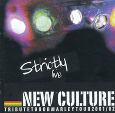 New Culture - Strictly Live